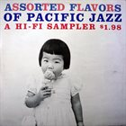 10000 VARIOUS ARTISTS Assorted Flavors Of Pacific Jazz - A Hi-Fi Sampler album cover