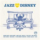 10000 VARIOUS ARTISTS Jazz Loves Disney album cover