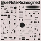 10000 VARIOUS ARTISTS — Blue Note Re:Imagined album cover