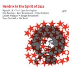 10000 VARIOUS ARTISTS Hendrix in the Spirit of Jazz album cover