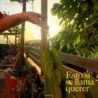10000 VARIOUS ARTISTS UNDP Collective - Esto Sí Se Llama Querer album cover
