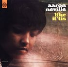 AARON NEVILLE Like It 'Tis album cover
