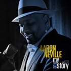 AARON NEVILLE My True Story album cover