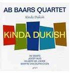 AB BAARS Kinda Dukish album cover