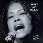 ABBEY LINCOLN Abbey Sings Billie album cover