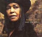 ABBEY LINCOLN Over the Years album cover