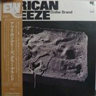 ABDULLAH IBRAHIM (DOLLAR BRAND) African Breeze album cover