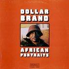 ABDULLAH IBRAHIM (DOLLAR BRAND) African Portraits album cover
