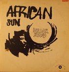ABDULLAH IBRAHIM (DOLLAR BRAND) African Sun album cover