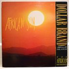 ABDULLAH IBRAHIM (DOLLAR BRAND) African Sun (The African Recordings) album cover