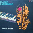 ABDULLAH IBRAHIM (DOLLAR BRAND) Black Lightning album cover