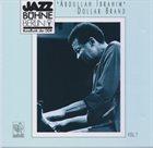 ABDULLAH IBRAHIM (DOLLAR BRAND) Jazzbühne Berlin '82 album cover
