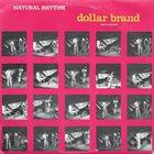 ABDULLAH IBRAHIM (DOLLAR BRAND) Natural Rhythm album cover