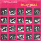 ABDULLAH IBRAHIM (DOLLAR BRAND) Natural Rhythm album cover