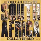 ABDULLAH IBRAHIM (DOLLAR BRAND) South Africa album cover