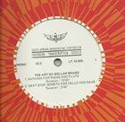 ABDULLAH IBRAHIM (DOLLAR BRAND) The Art Of Dollar Brand album cover