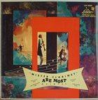 ABE MOST Mr. Clarinet album cover