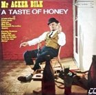 ACKER BILK A Taste of Honey album cover
