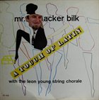 ACKER BILK A Touch Of Latin album cover