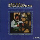 ACKER BILK Acker Bilk Plays Lennon and McCartney album cover