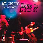 ACOUSTIC ALCHEMY Live In London album cover
