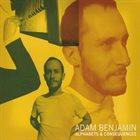 ADAM BENJAMIN Alphabets & Consequences album cover