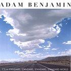 ADAM BENJAMIN It's a Standard, Standard, Standard, Standard World album cover