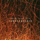 ADAM CAINE Thousandfold album cover