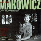 ADAM MAKOWICZ Live at Maybeck Recital Hall Series vol.24 album cover