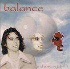 ADAM NITTI Balance album cover