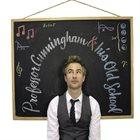 ADRIAN CUNNINGHAM Professor Cunningham & His Old School album cover