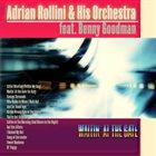 ADRIAN ROLLINI Waitin' At the Gate album cover