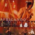 AFRICANDO Live album cover