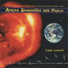 AFRIKA BAMBAATAA Afrika Bambaataa And Family : The Light album cover
