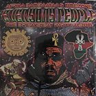 AFRIKA BAMBAATAA Afrika Bambaataa & Timezone  ‎: Everyday People - The Breakbeat Party Album album cover