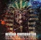 AFRIKA BAMBAATAA Dark Matter Moving At The Speed Of Light album cover