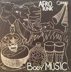 AFRO FUNK Body Music album cover