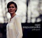 AGA KIEPUSZEWSKA Silence album cover
