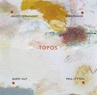 AGUSTÍ FERNÁNDEZ Topos album cover