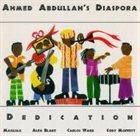 AHMED ABDULLAH Dedication album cover