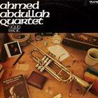 AHMED ABDULLAH Liquid Magic album cover