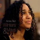 AIMÉE ALLEN Winters & Mays album cover