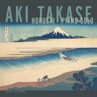 AKI TAKASE Hokusai - Piano Solo album cover