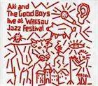 AKI TAKASE Live At Willisau Jazz Festival album cover
