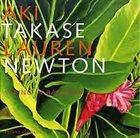 AKI TAKASE Spring In Bangkok (with  Lauren Newton) album cover