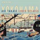 AKI TAKASE Yokohoma (with Louis Sclavis) album cover