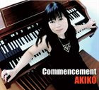 AKIKO Commencement album cover