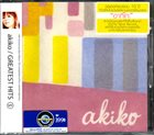 AKIKO Greatest Hits album cover