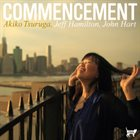 AKIKO TSURUGA Commencement album cover