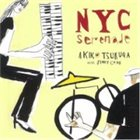 AKIKO TSURUGA NYC Serenade album cover